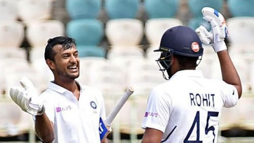 India's 'Rohit-Agarwal' experiment proved to be successful in the series
