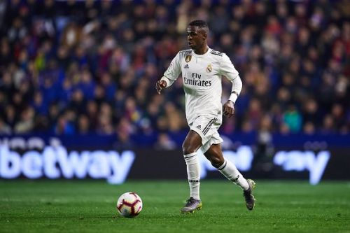 Vinicius Jr is yet to find consistency in his game