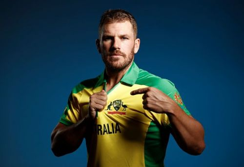 Aaron Finch is the captain of the Australian limited overs team