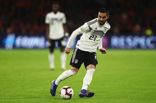 Gundogan's goal took a lot of pressure off Germany's shoulders