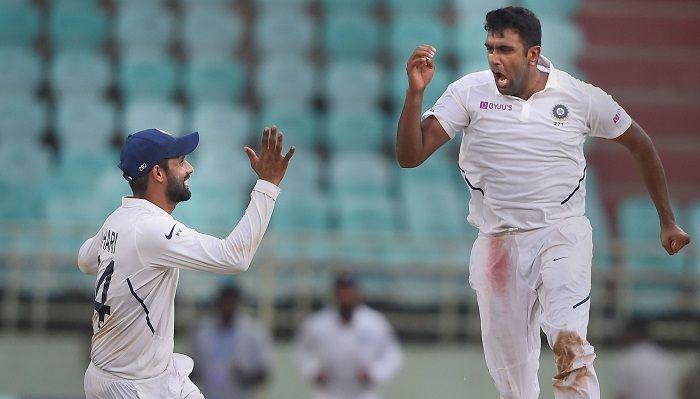 अश्विन ने एक बार फिर पारी में 5 विकेट लिए