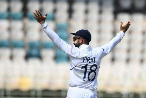 विराट कोहली - कप्तान के तौर पर 50वां टेस्ट