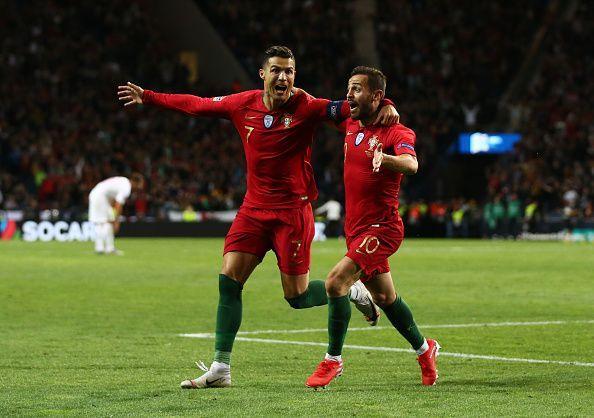 Cristiano Ronaldo has scored over 700 goals
