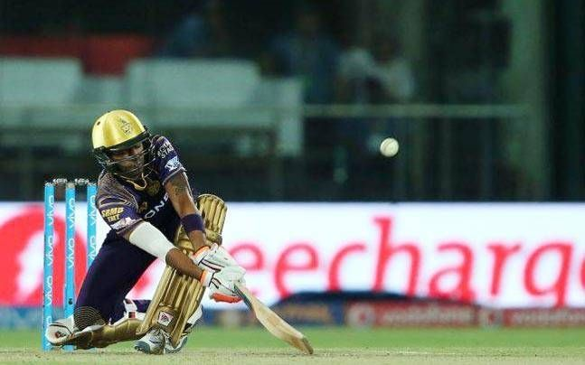 Suryakumar excelled at KKR