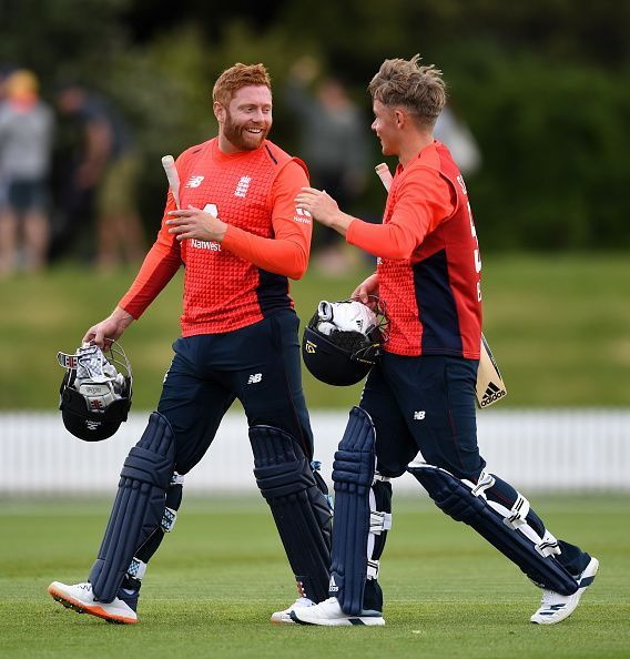 T20 - New Zealand XI v England