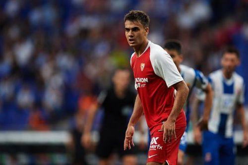 Sergio Reguilon has impressed in his short stint at Sevilla so far