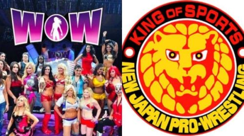 Could we see WOW and NJPW working with Impact?