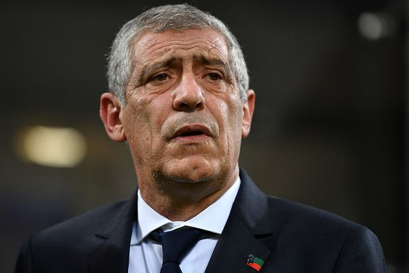 Fernando Santos made some questionable decisions