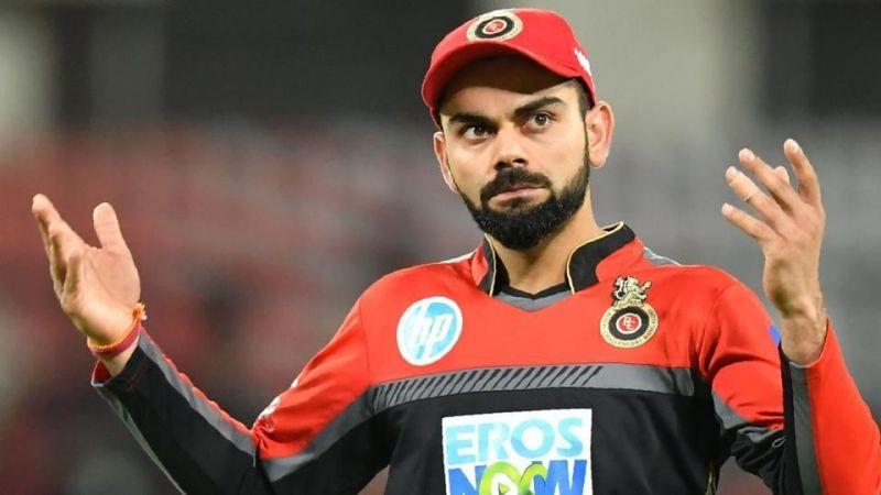 रॉयल चैलेंजर्स बैंगलोर के कप्तानविराट कोहली