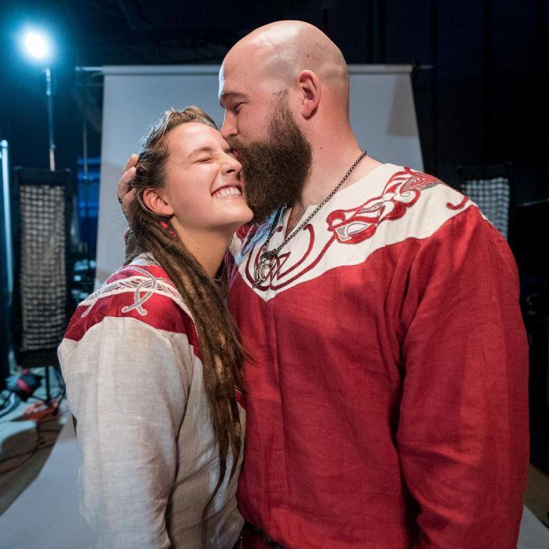 Eric and Sarah Logan