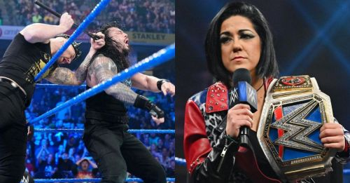 The IC Title match set the pace for the entire night