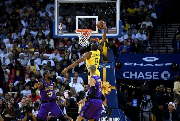Andre Iguodala would be a great addition to a Lakers side looking to contend