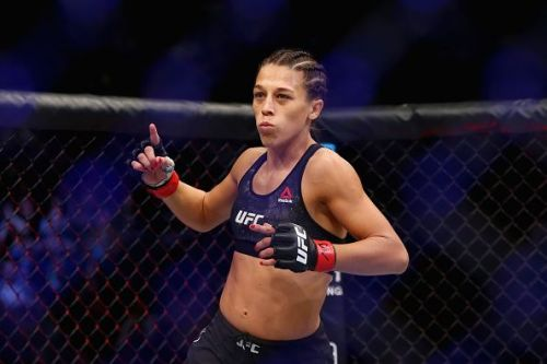 Jedrzejczyk looks to get back to winning ways at UFC Fight Night Tampa