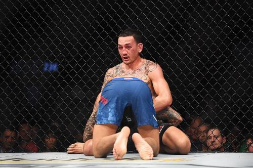 UFC 236: Holloway v Poirier 2