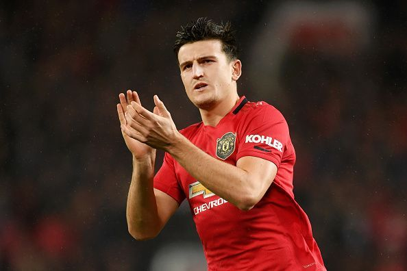 Harry Maguire has the ability to turn United