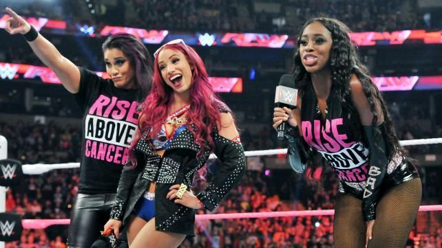 A few women could get a boost from Banks on SmackDown