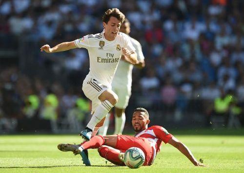 Real Madrid CF v Granada CF  - La Liga