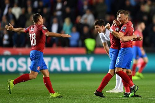 A fully deserved win for the Czech against a lacklustre England