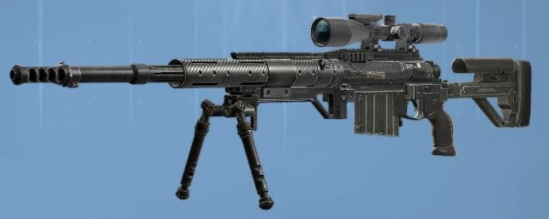 DL Q33 is the best sniper rifle in Call of Duty Mobile