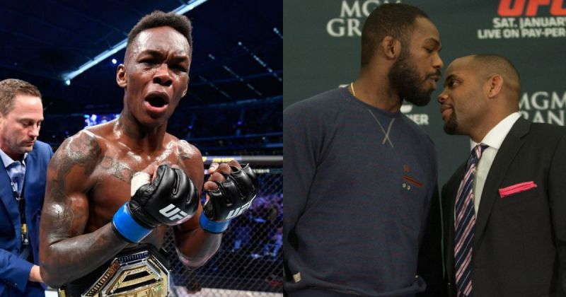 Will Jones have a size advantage over Adesanya?