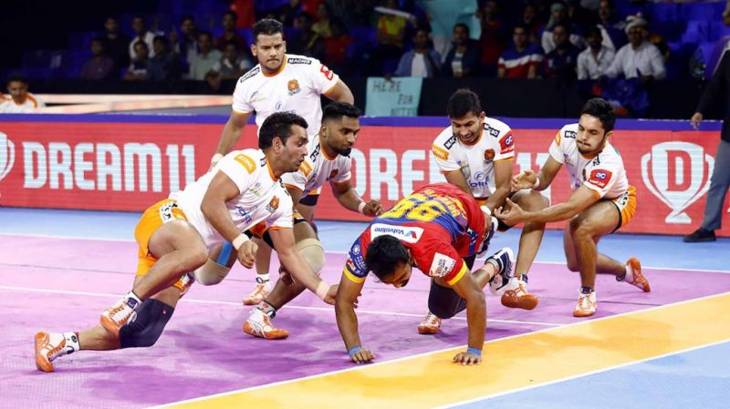 Puneri Paltan possessed one of the strongest defensive units this season