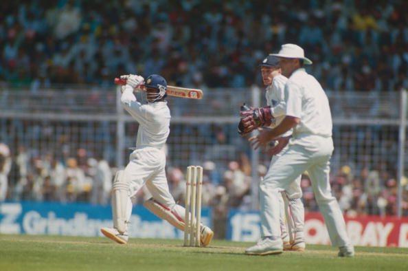 3rd Test: India v England (1992-93)