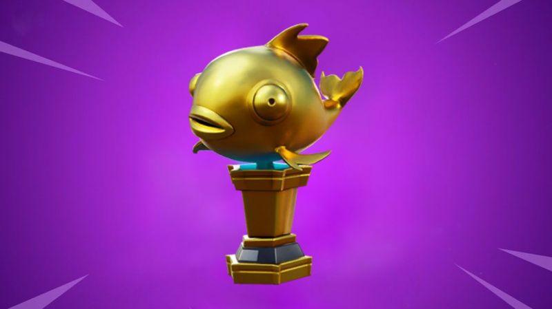 Image result for Fortnite chapter 2 mythic goldfish