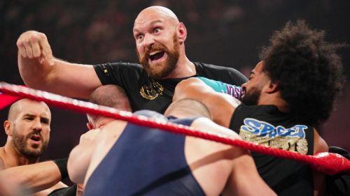 टायसन फ्यूरी कुछ समय बाद WWE में अपना डेब्यू करने वाले हैं और वह कंपनी के मॉन्स्टर का सामना करेंगे