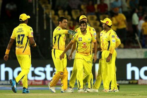Chennai Super Kings (Image Courtesy: BCCI/IPLT20.COM)