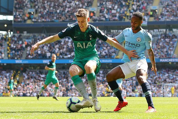 Could Juan Foyth be the man to solve Spurs