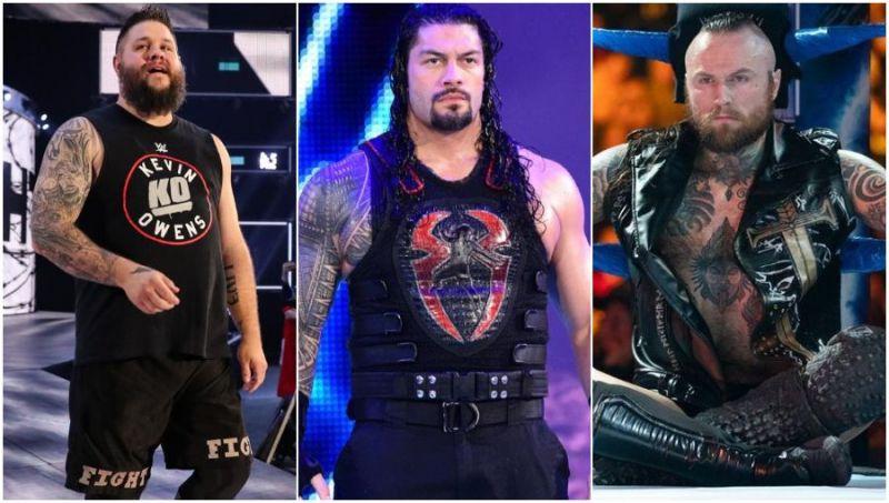 Hulk Hogan will have a tough time choosing between these men!