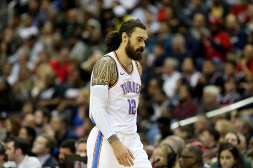 Steven Adams continues to be linked with the Boston Celtics