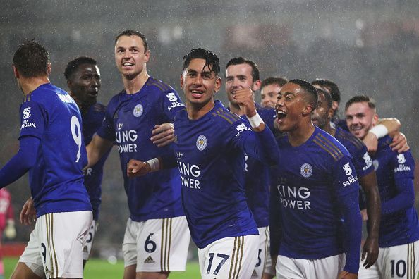 Leicester City were the top team in Gameweek 10 of the Premier League