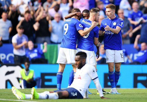 Leicester City could end up upsetting Liverpool.