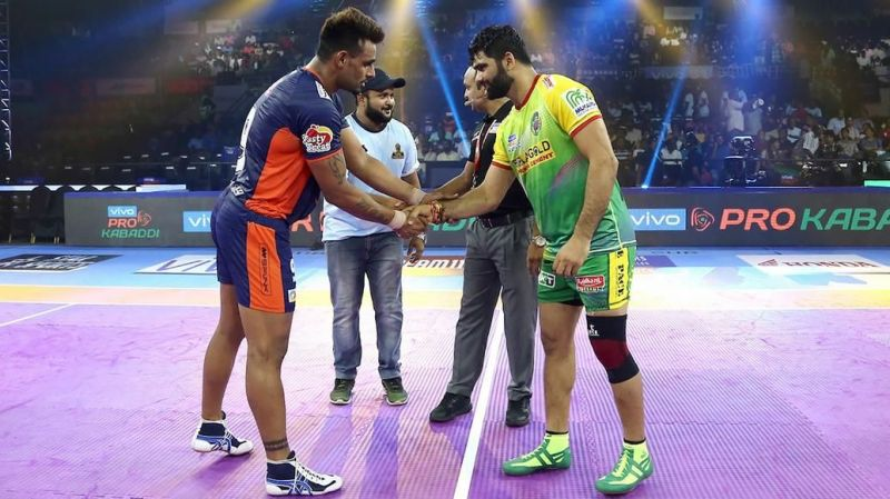 Pardeep Narwal and Maninder Singh ruled the