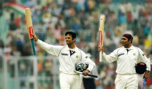 Dravid and Sehwag