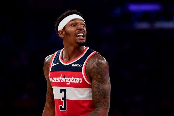 Bradley Beal is set to stay with the Washington Wizards