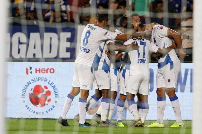 Odisha FC tore Mumbai City FC to shreds