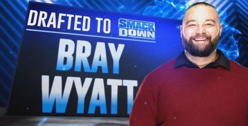 Bray Wyatt was in the first round of draft picks last Friday