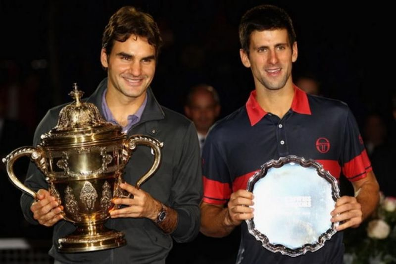 Federer beats Djokovic in the final, for his 4th Basel title in 2010
