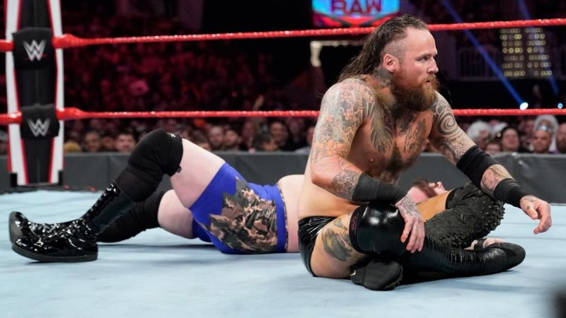Easy win for Aleister