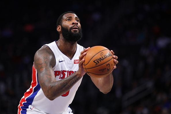 Andre Drummond missed out on the 2019 All-Star Game despite leading the NBA in rebounds