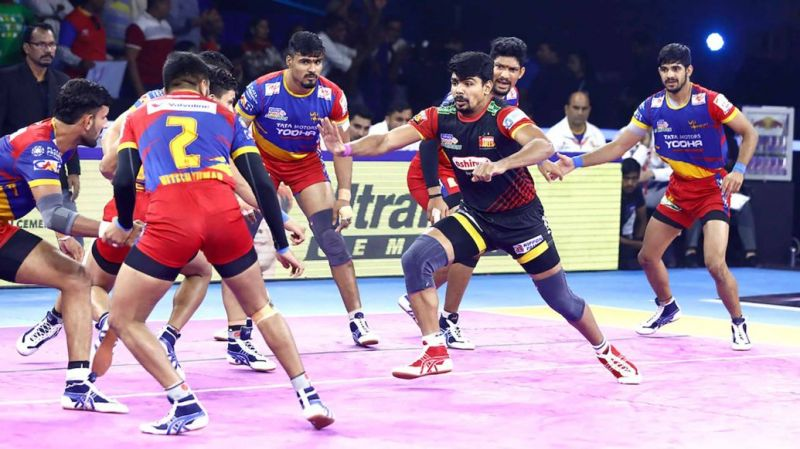 Can Pawan carry the Bulls one step closer to defending their title? (Image Courtesy: Pro Kabaddi.com)