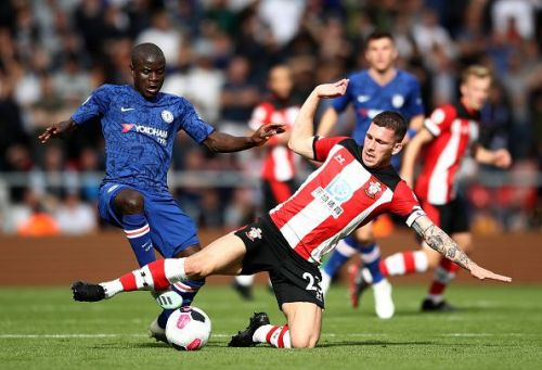 Kante showed a different side of his game against Southampton