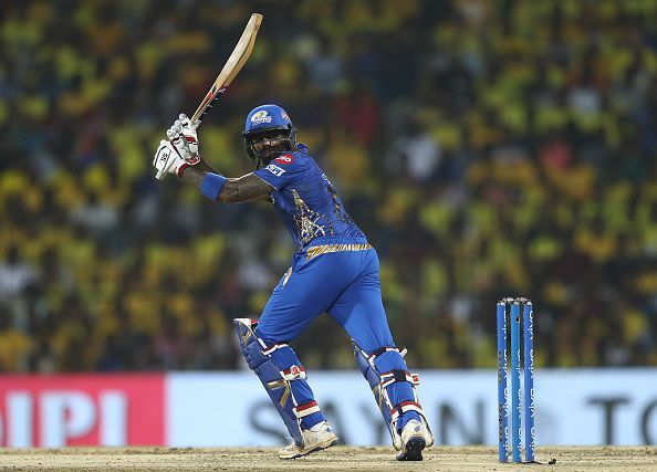 Suryakumar Yadav was brilliant in the IPL Qualifier against CSK