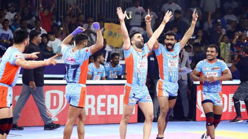 Bengal Warriors won the final of Pro Kabaddi 2019