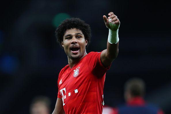 The midfielder put four past Tottenham Hotspur the last time out
