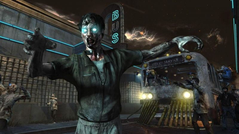 Zombies in COD: Mobile (Image: Gfinity)