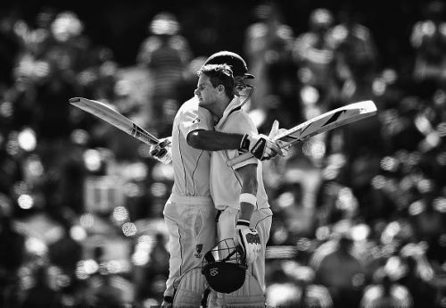 New Zealand v Australia - 2nd Test: Day 2