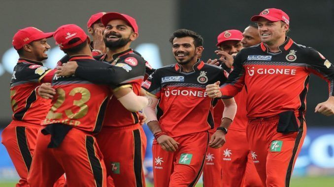 Royal Challengers Bangalore finished last in the 2019 season